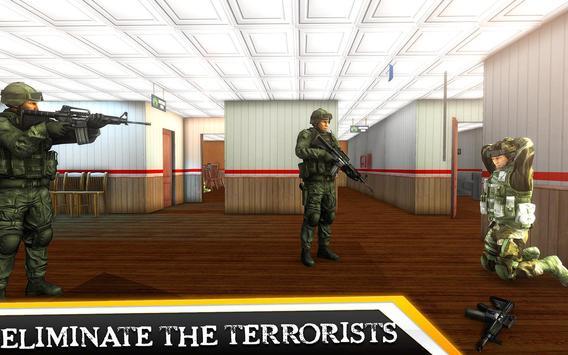 SWAT Anti Terrorist Commando screenshot 13