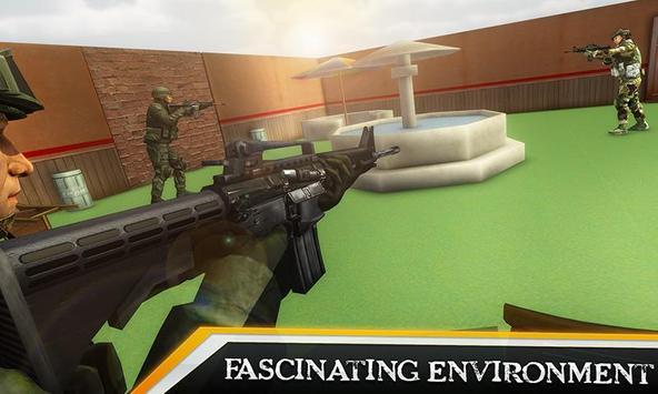 SWAT Anti Terrorist Commando screenshot 1