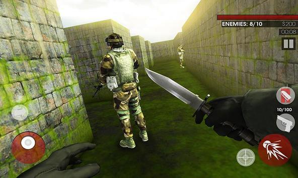 SWAT Anti Terrorist Commando screenshot 2