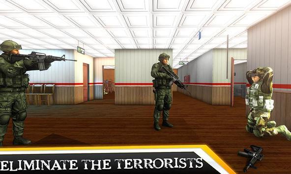 SWAT Anti Terrorist Commando screenshot 3