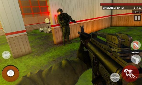 SWAT Anti Terrorist Commando screenshot 4