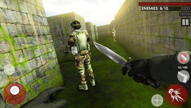 SWAT Anti Terrorist Commando screenshot 7