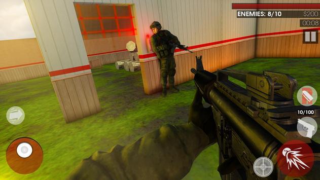 SWAT Anti Terrorist Commando screenshot 9