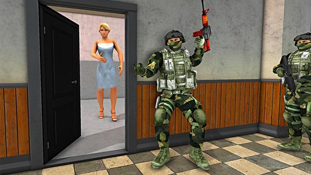 Modern Action FPS Mission apk screenshot