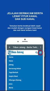 Tribun Jateng poster