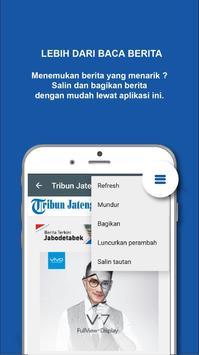 Tribun Jateng screenshot 1