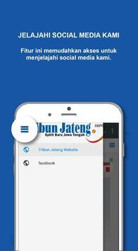 Tribun Jateng screenshot 2
