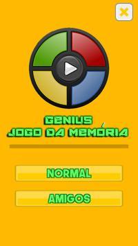 Genius - Jogo da Memória apk screenshot