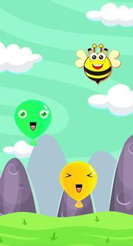 for kids - Little balloon poster