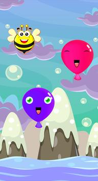 for kids - Little balloon screenshot 1