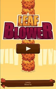 Leaf Blower poster