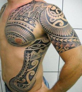 tribal tattoo artists poster