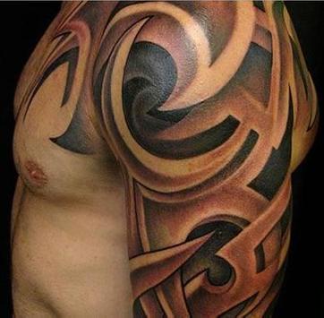 tribal tattoo artists apk screenshot