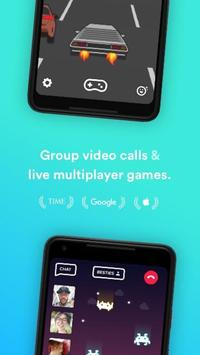 Tribe - Group games & video calls poster