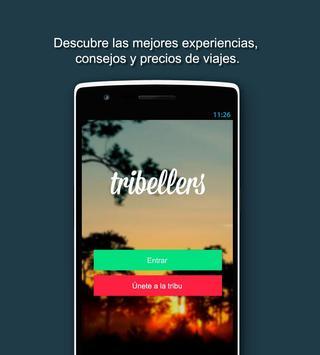 Tribellers - Viajes y precios poster