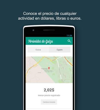 Tribellers - Viajes y precios apk screenshot