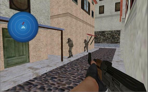 Modern Special Strike Online poster