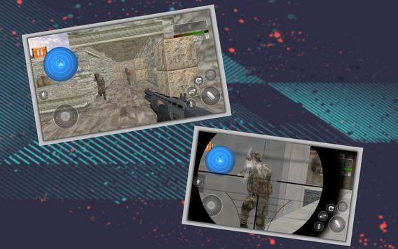 Modern Special Strike Online apk screenshot