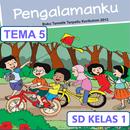 BSE SD kelas 1 tema 5 APK