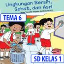 BSE SD kelas 1 tema 6 APK