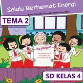 BSE SD kelas 4 tema 2 icon