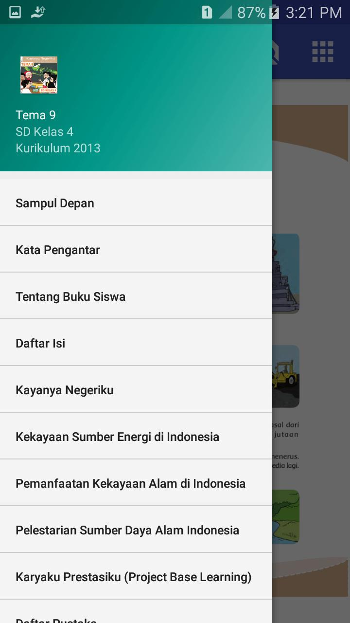 Bse Sd Kelas 4 Tema 9 For Android Apk Download