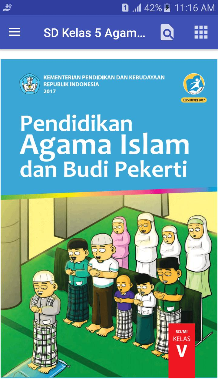 Bse Sd Kelas 5 Agama Islam For Android Apk Download