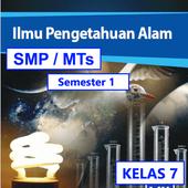 BSE SMP kelas 7 IPA sem 1 icon