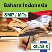 BSE SMP kelas 8 Bhs indonesia icon