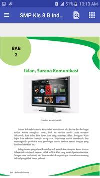 BSE SMP kelas 8 Bhs indonesia screenshot 3