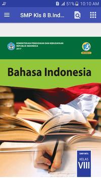 BSE SMP kelas 8 Bhs indonesia poster