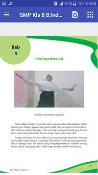 BSE SMP kelas 8 Bhs indonesia screenshot 7