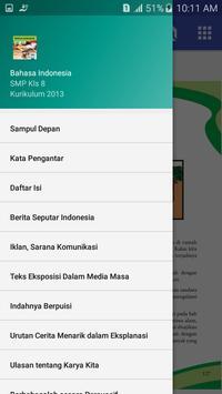 BSE SMP kelas 8 Bhs indonesia screenshot 4