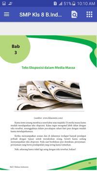 BSE SMP kelas 8 Bhs indonesia screenshot 5