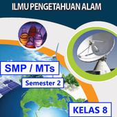 BSE SMP kelas 8 IPA sem 2 icon