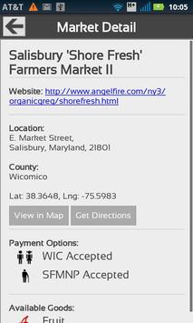 Fresh Food Finder 截圖 3
