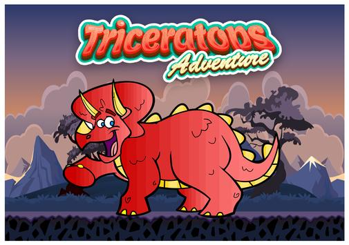 Triceratops Dino - Car Robots apk screenshot