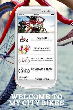 Tri Cities Bikes poster