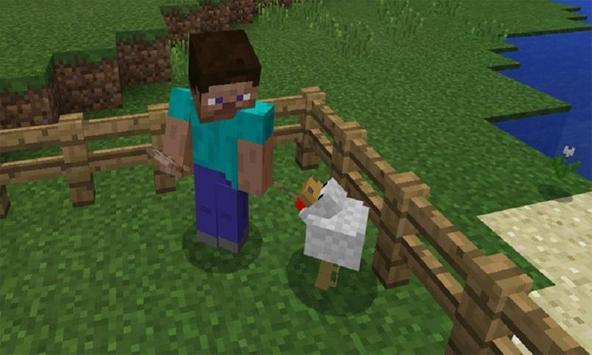 Golden Chicken Mod for MCPE apk screenshot