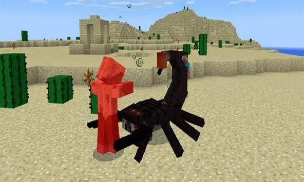 Scorpion Addon for MCPE screenshot 2