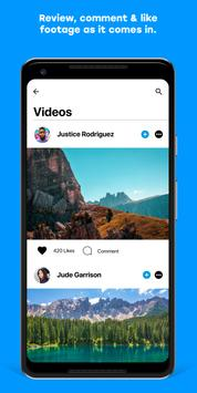 Sauce - Video Collaboration for Teams apk screenshot