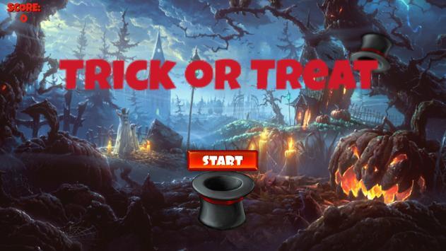 Trick or Treat ポスター
