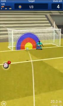 Trick soccer - Football kicks poster