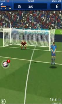 Trick soccer - Football kicks apk screenshot