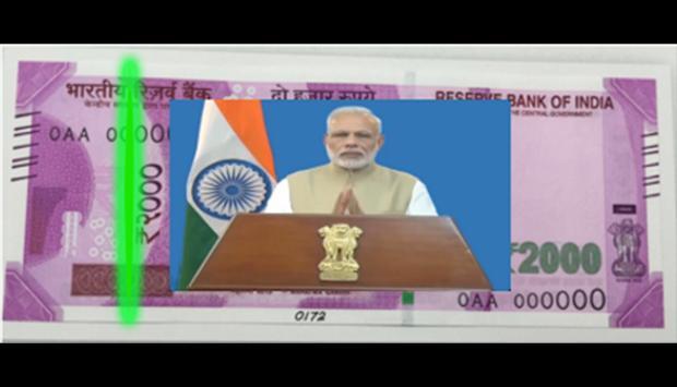 Modi Keynote Real poster