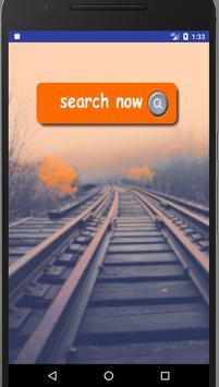 Quick Train Search poster
