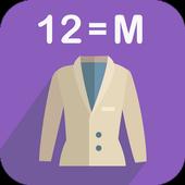 TryOn - Size Chart icon