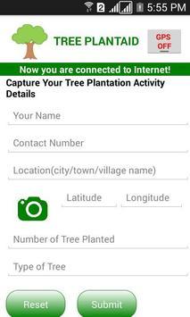 Tree Plantaid poster