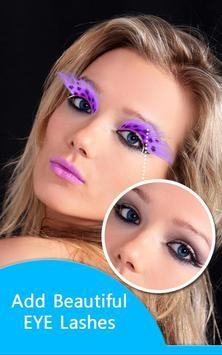 Beautify Yourself - Make Up Editor screenshot 1
