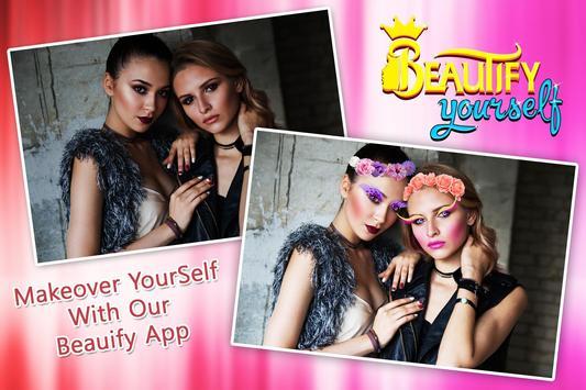 Beautify Yourself - Make Up Editor screenshot 6